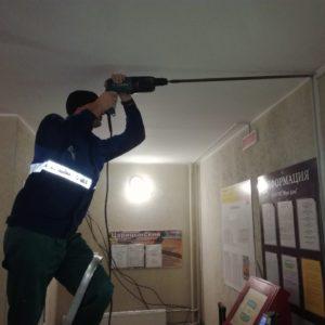 Видеонаблюдение в Саратове, камеры в подъезде