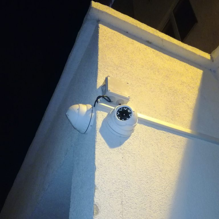 Камеры для подъезда