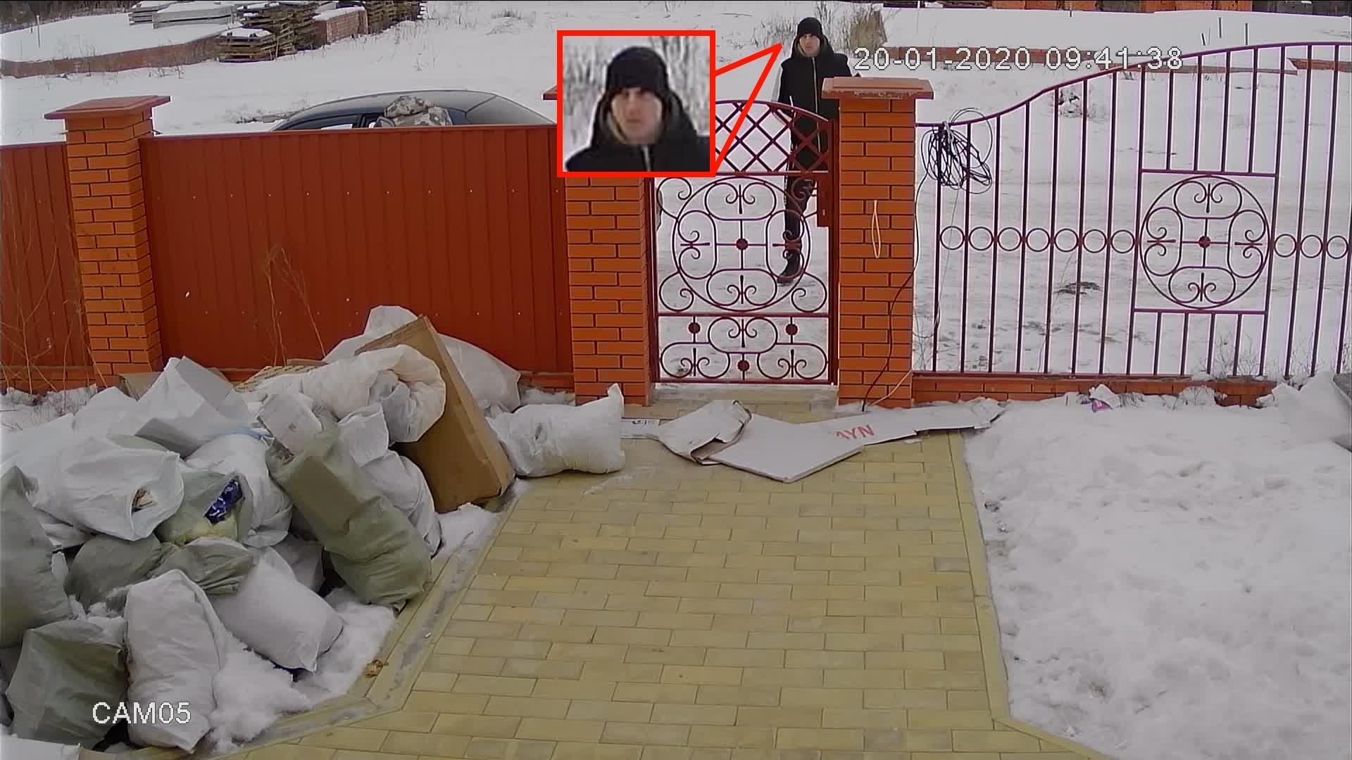 Установка видеонаблюдения в коттедж Саратов, видеонаблюдение в Саратове